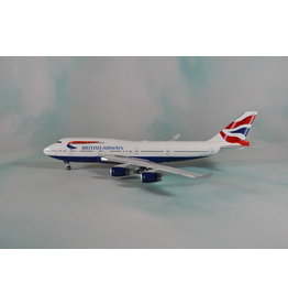 Phoenix PH4 British 747-400 G-BYGG