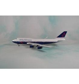 Phoenix PH4 British Asia 747-400 G-CIVE