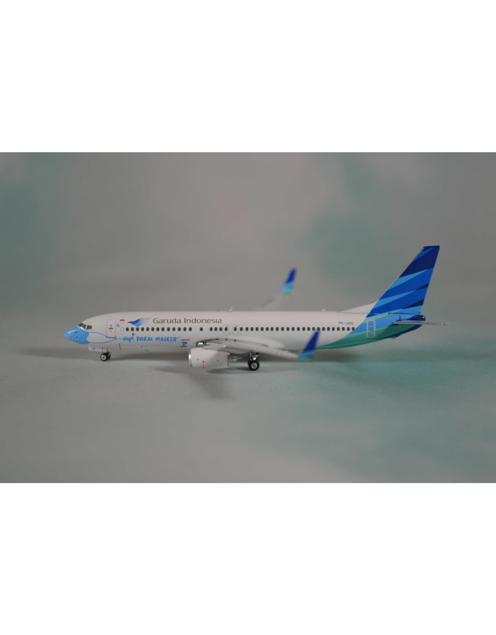 Phoenix PH4 Garuda 737-800 PK-GFK Mask #3