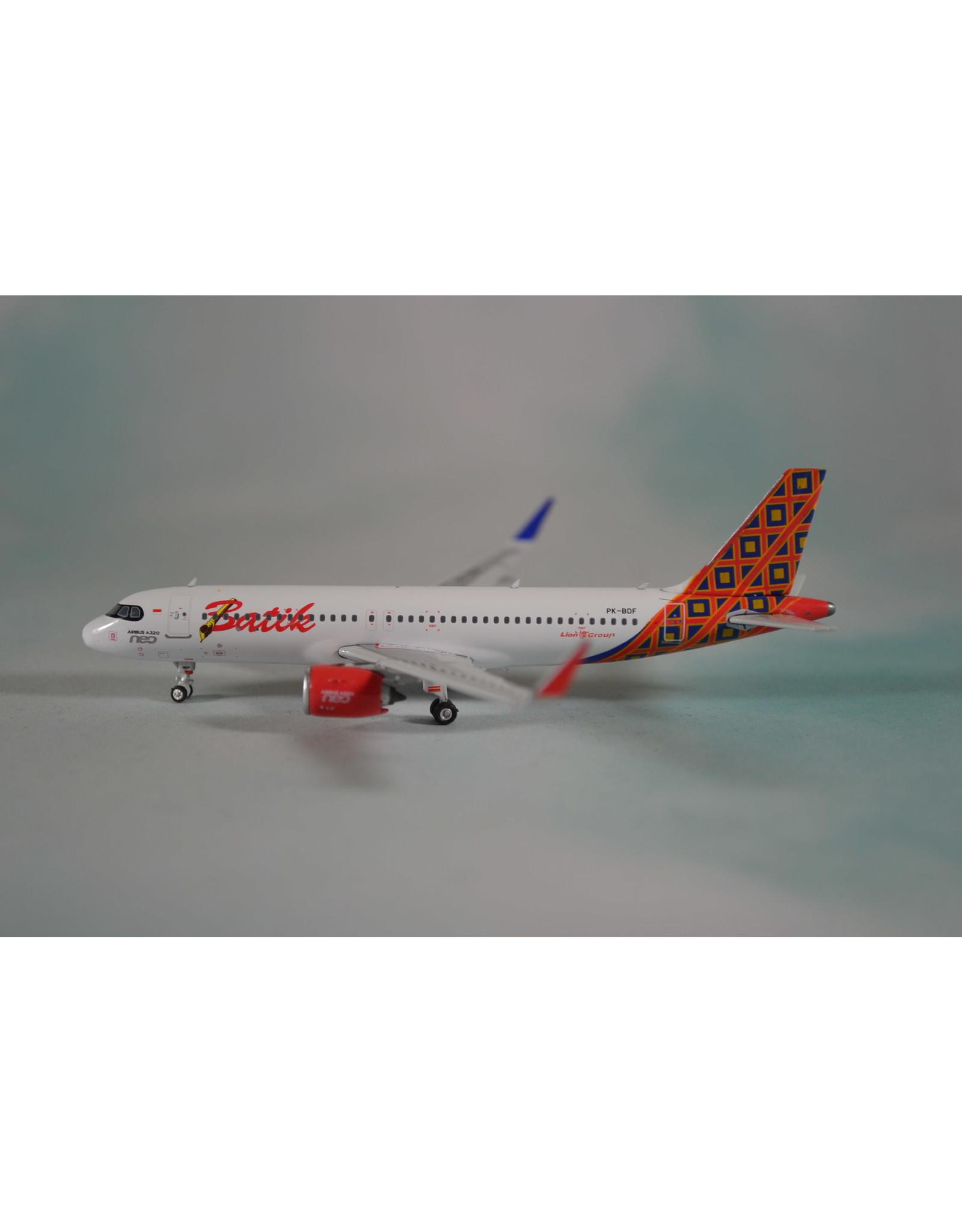 Phoenix PH4 Batik Air A320neo PK-BDF