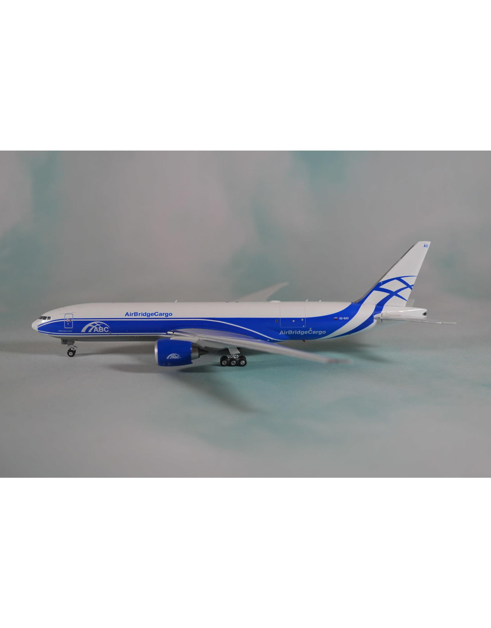 Phoenix PH4 Air Bridge Cargo 777F VQ-BAO