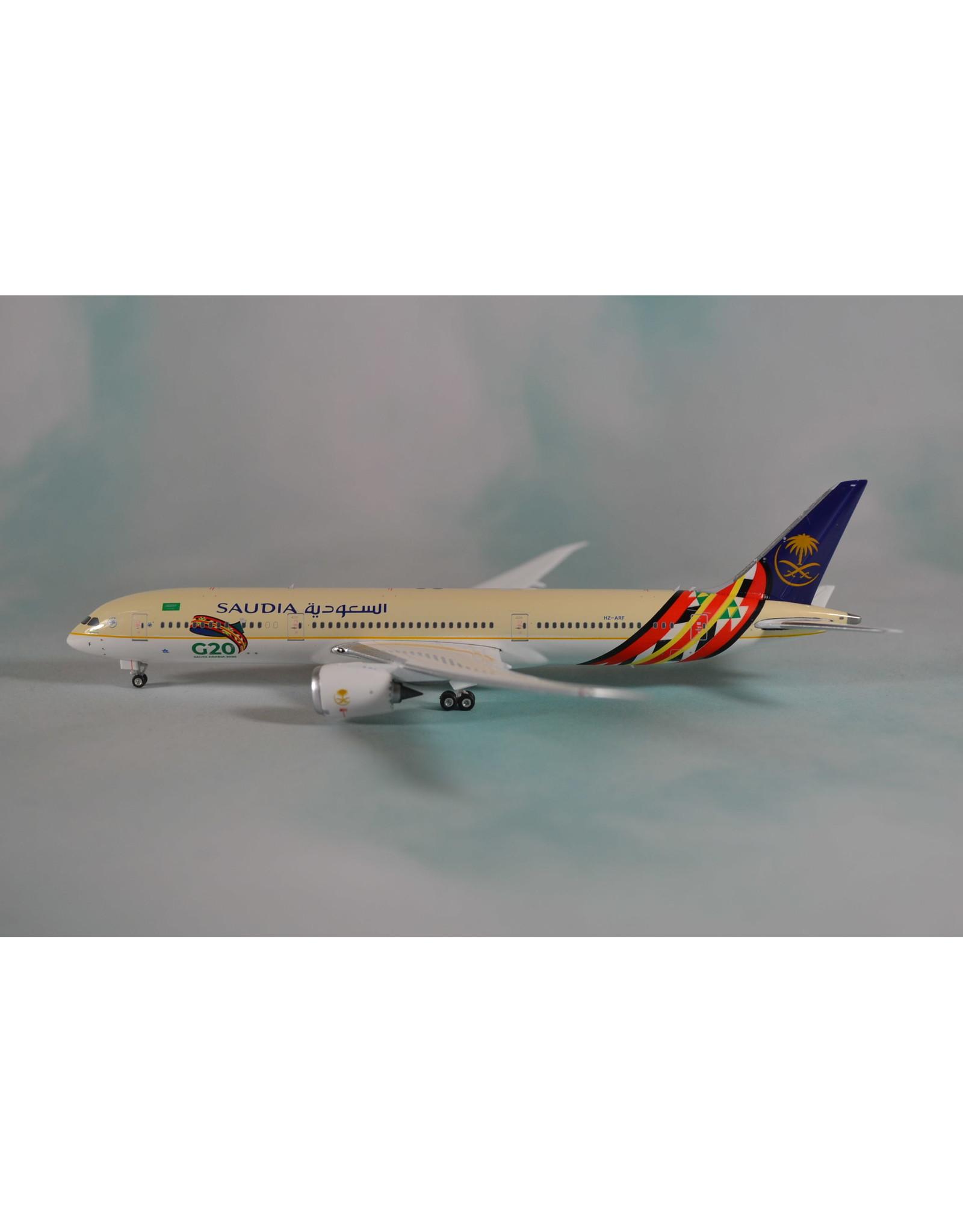 Phoenix PH4 Saudia 787-9 HZ-ARF G20 2020