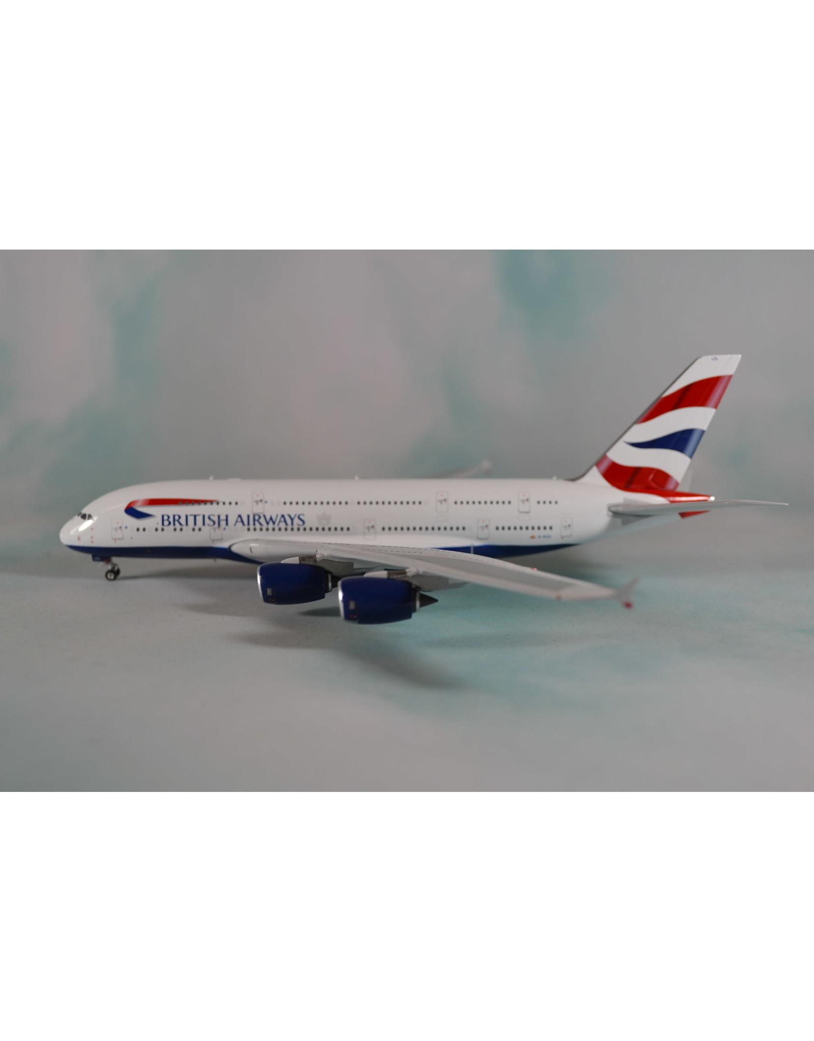 Phoenix PH4 British A380 G-XLEL