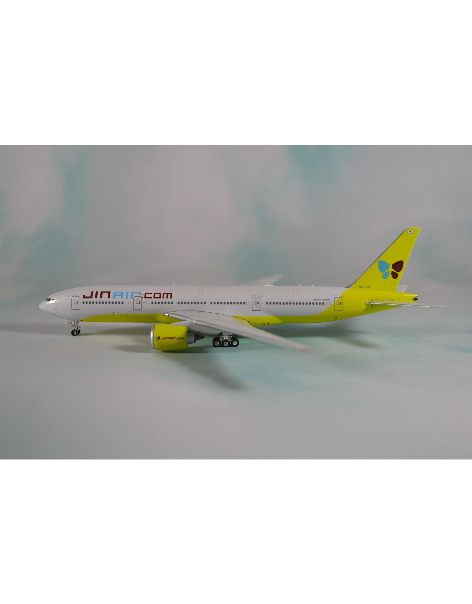Phoenix PH4 Jin Air 777-200ER HL7734