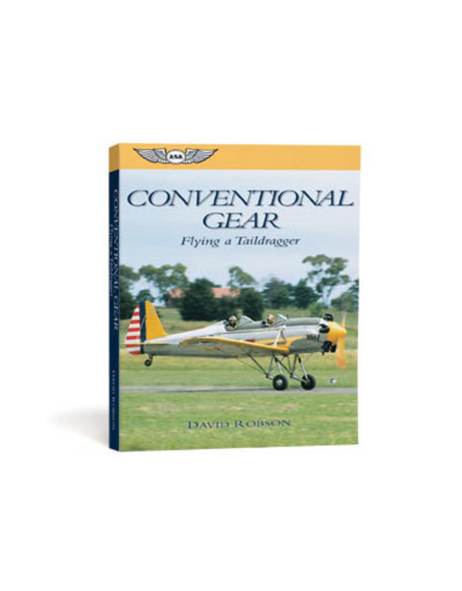 ASA Conventional Gear: Taildragger