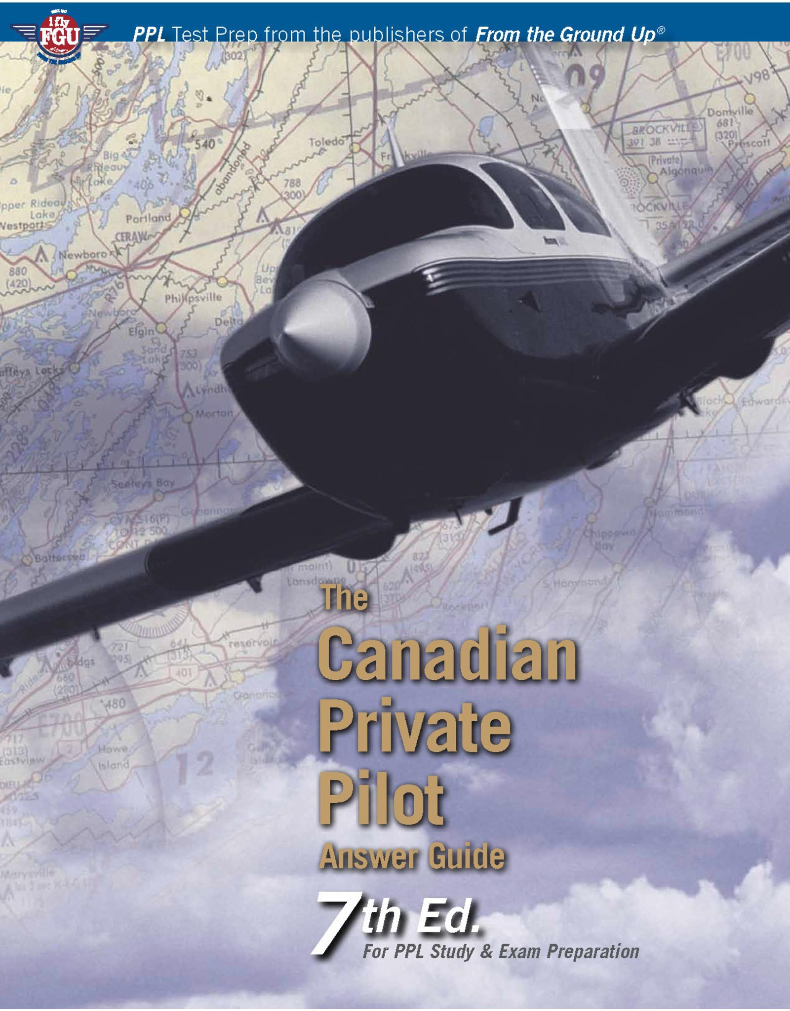 Aviation Publishers Canadian Private Pilot Answer Guide 7th Ed.