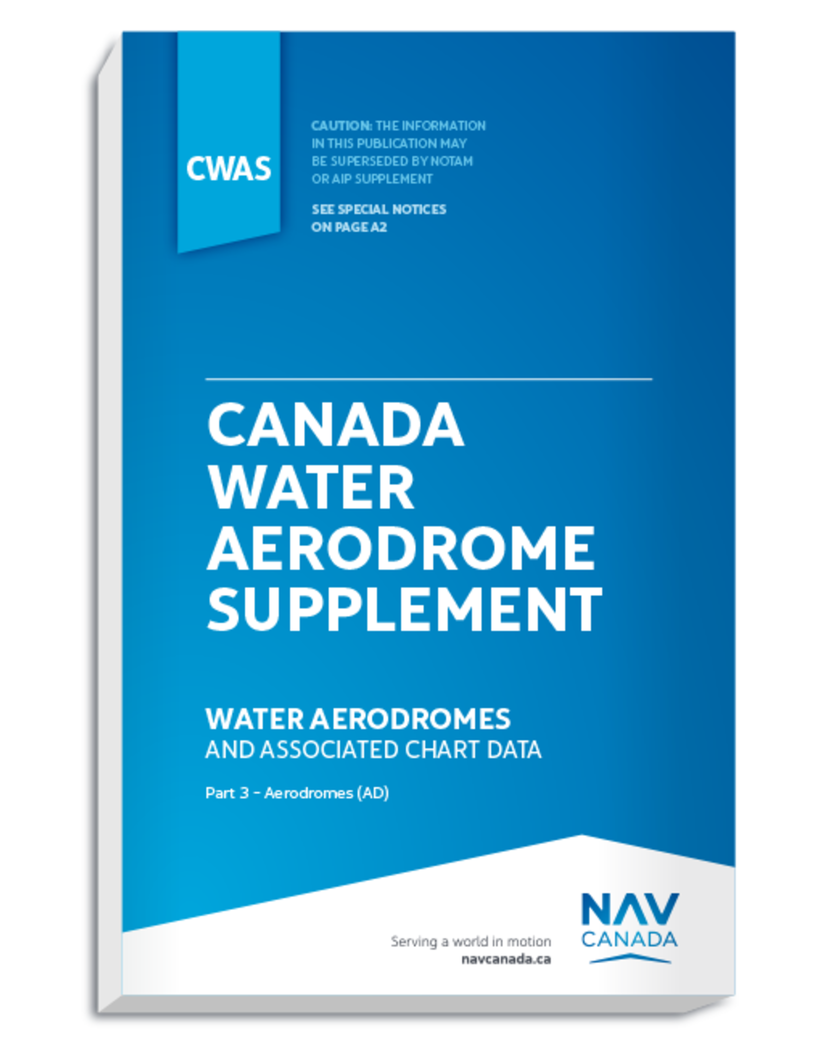 Canada Water Supplement - Apr 22, 2021 to Mar 24, 2022