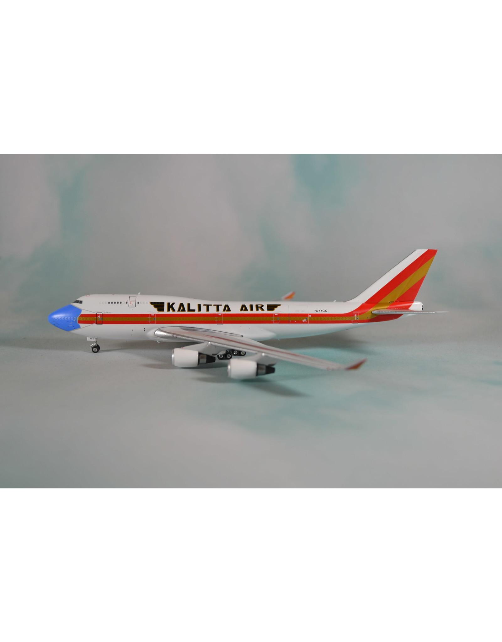 Phoenix PH4 Kalitta 747-400BCF N744CK mask