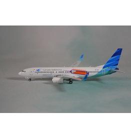 Phoenix PH4 Garuda 737-800 PK-GFT vaccine