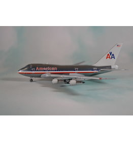 JC Wings JC4 American 747SP N601AA