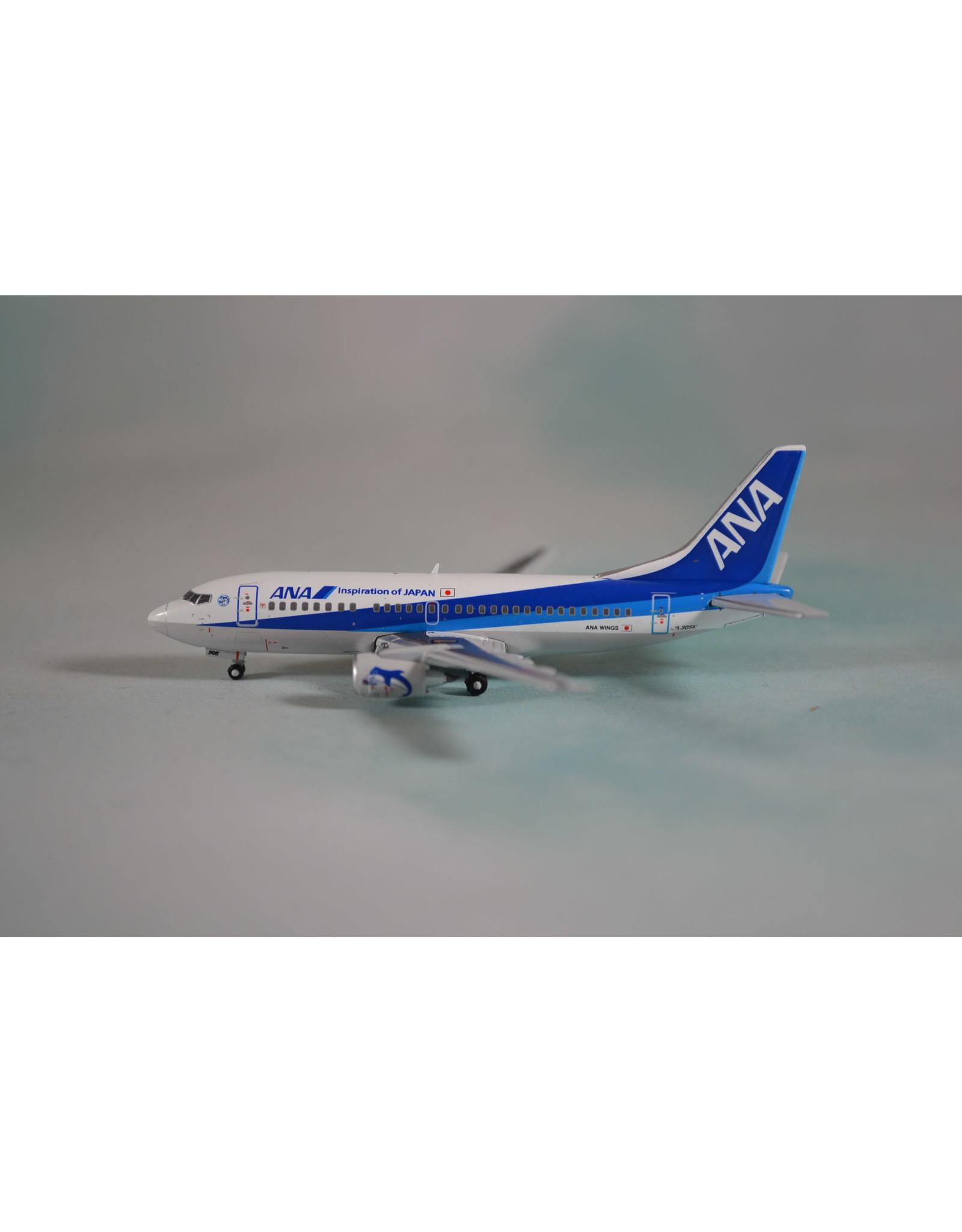 JC Wings JC4 ANA Wings 737-500 JA305K Farewell