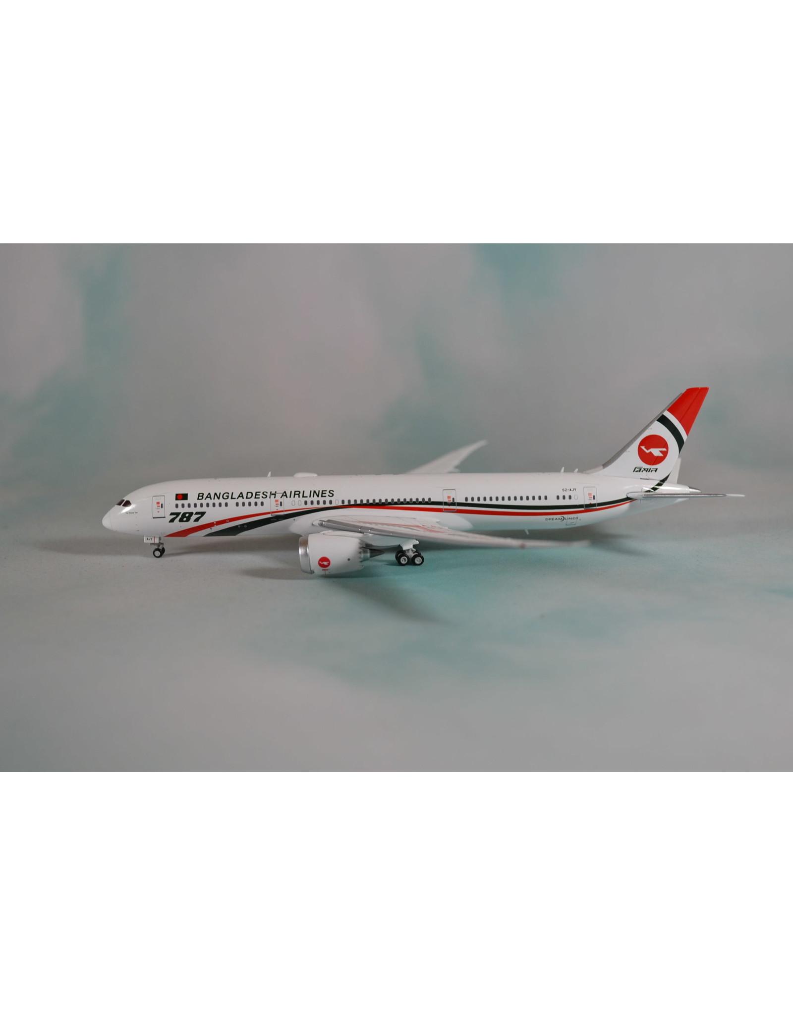 JC Wings JC4 Biman Bangladesh 787-9 S2-AJY
