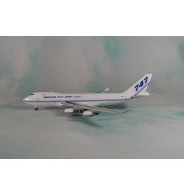 JC Wings JC4 Boeing 747-400F N6005C house