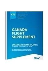 Canada Flight Supplement - Oct 7, 21 to Dec 2, 21