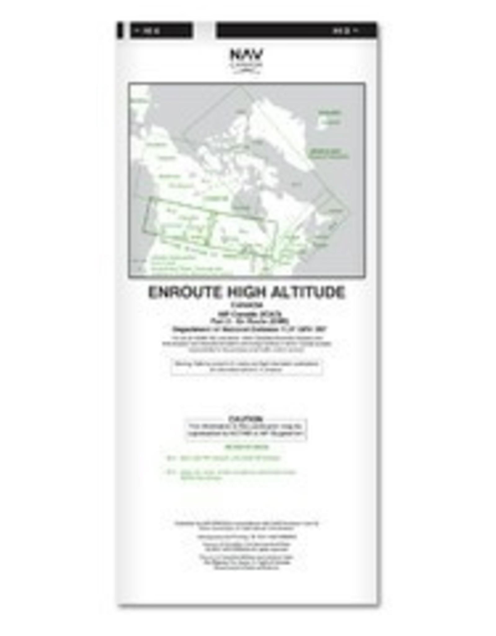 HI 3/4 Enroute High Altitude - Oct 7, 21 to Dec 2, 21