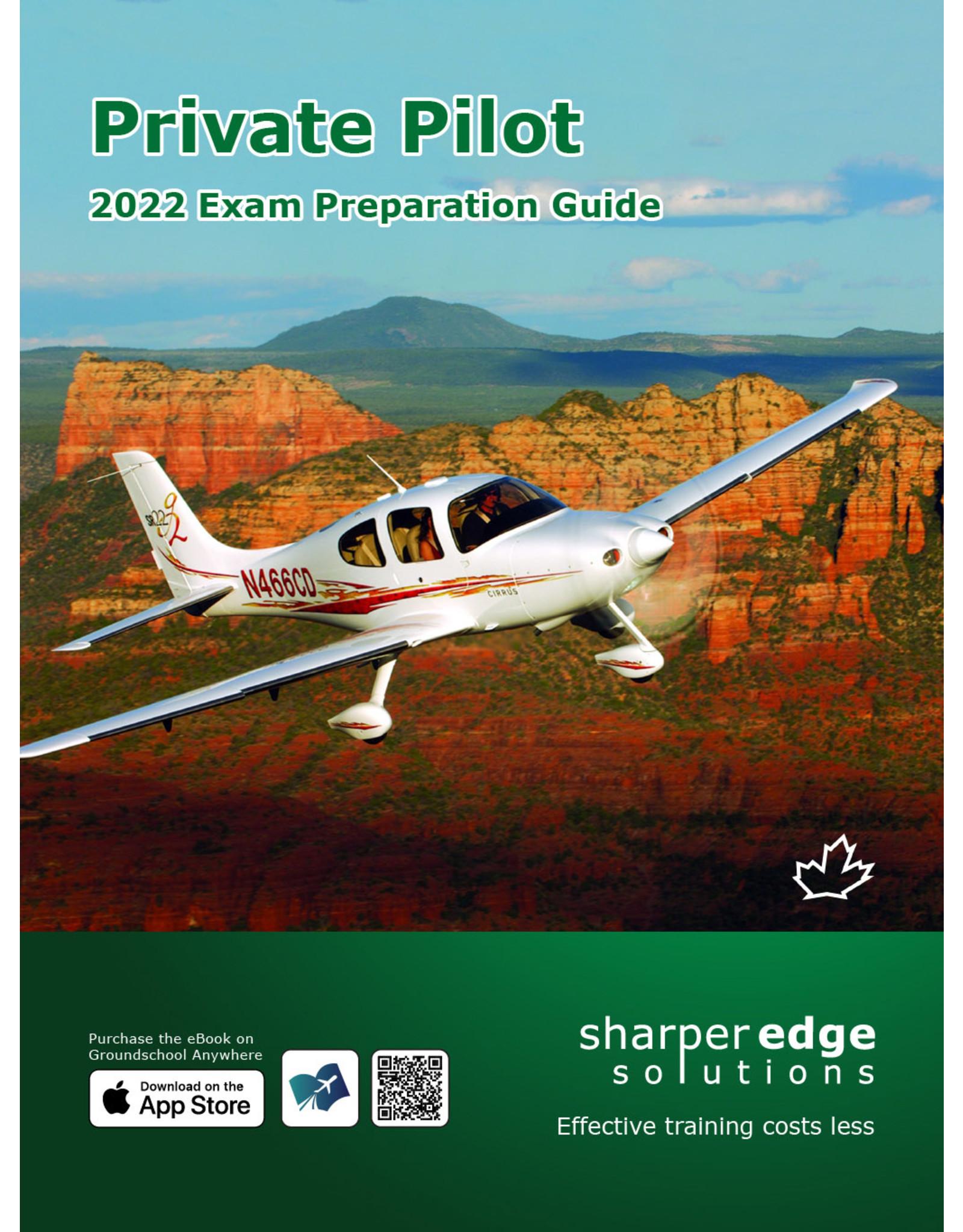 Sharper Edge Sharper Edge Private Pilot Prep 2022