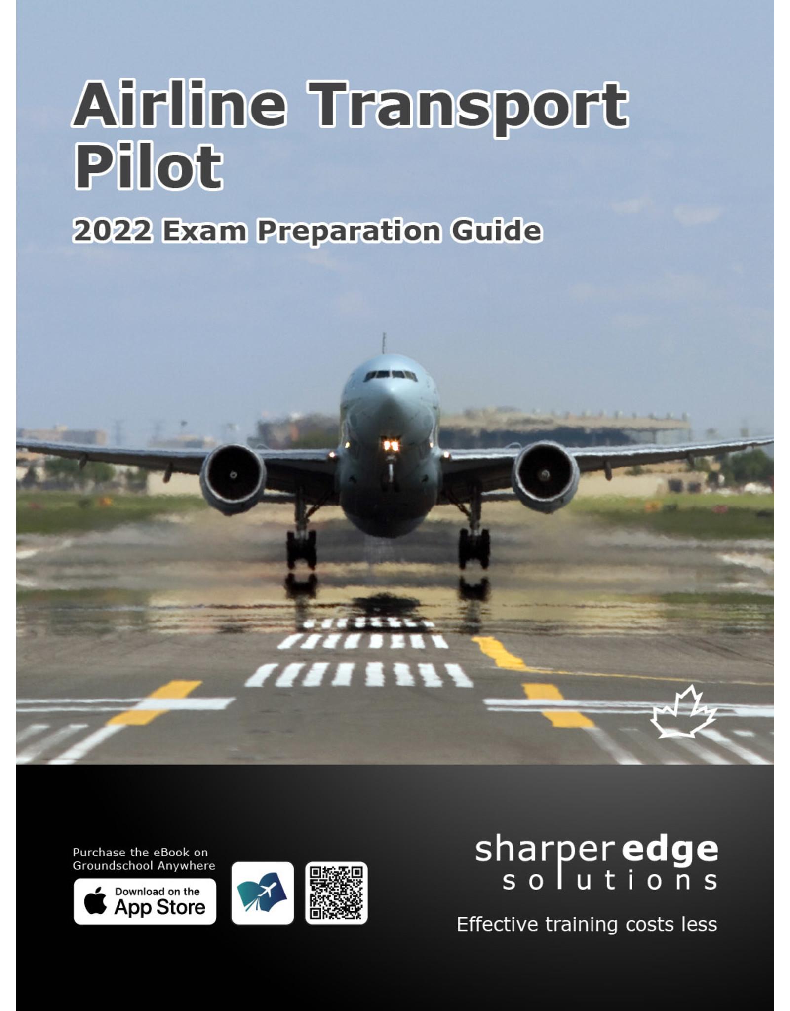 Sharper Edge Sharper Edge ATPL Prep 2022
