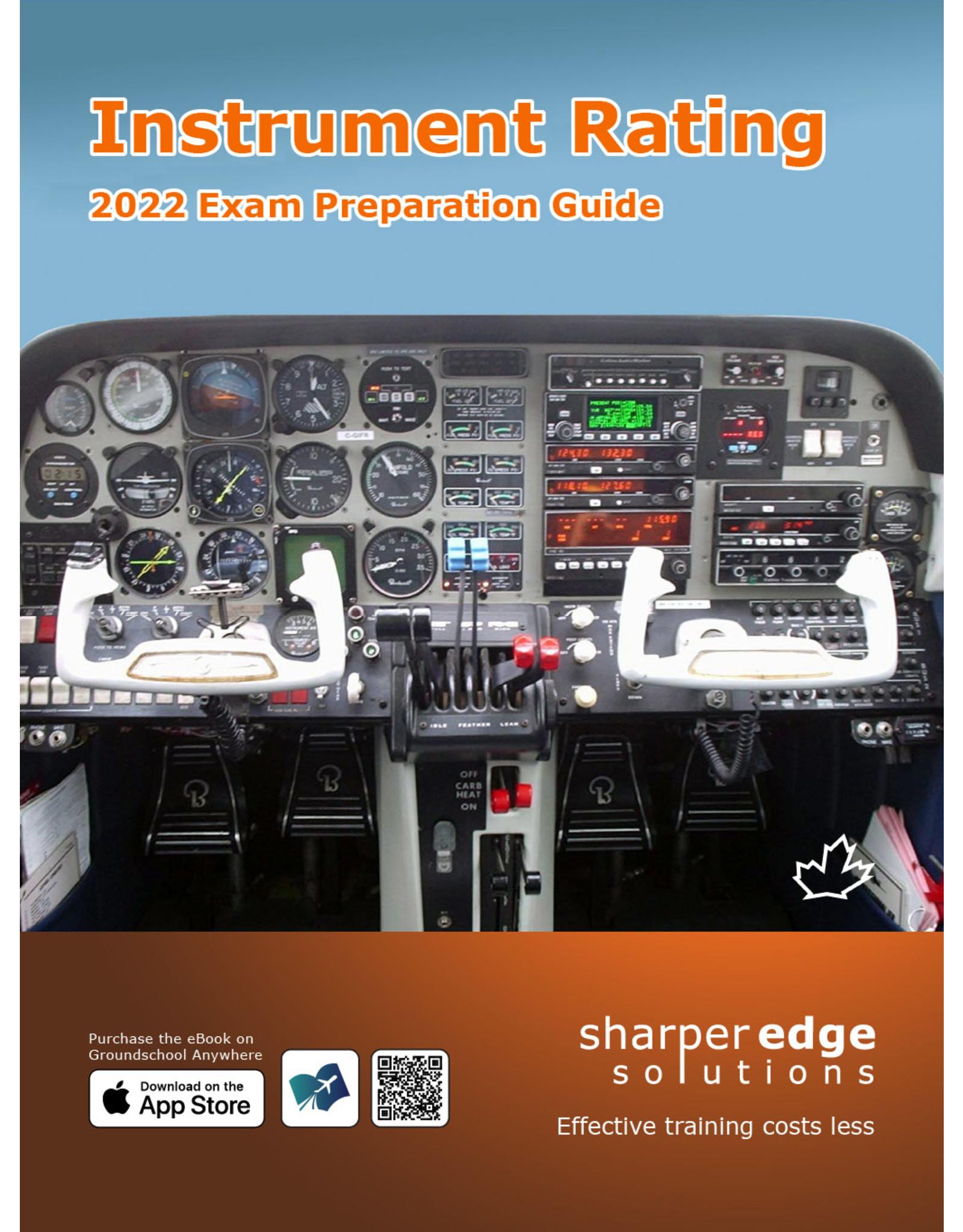 Sharper Edge Sharper Edge Instrument Prep 2022