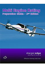 Sharper Edge Sharper Edge Multi Engine Exam Prep - 2nd Edition