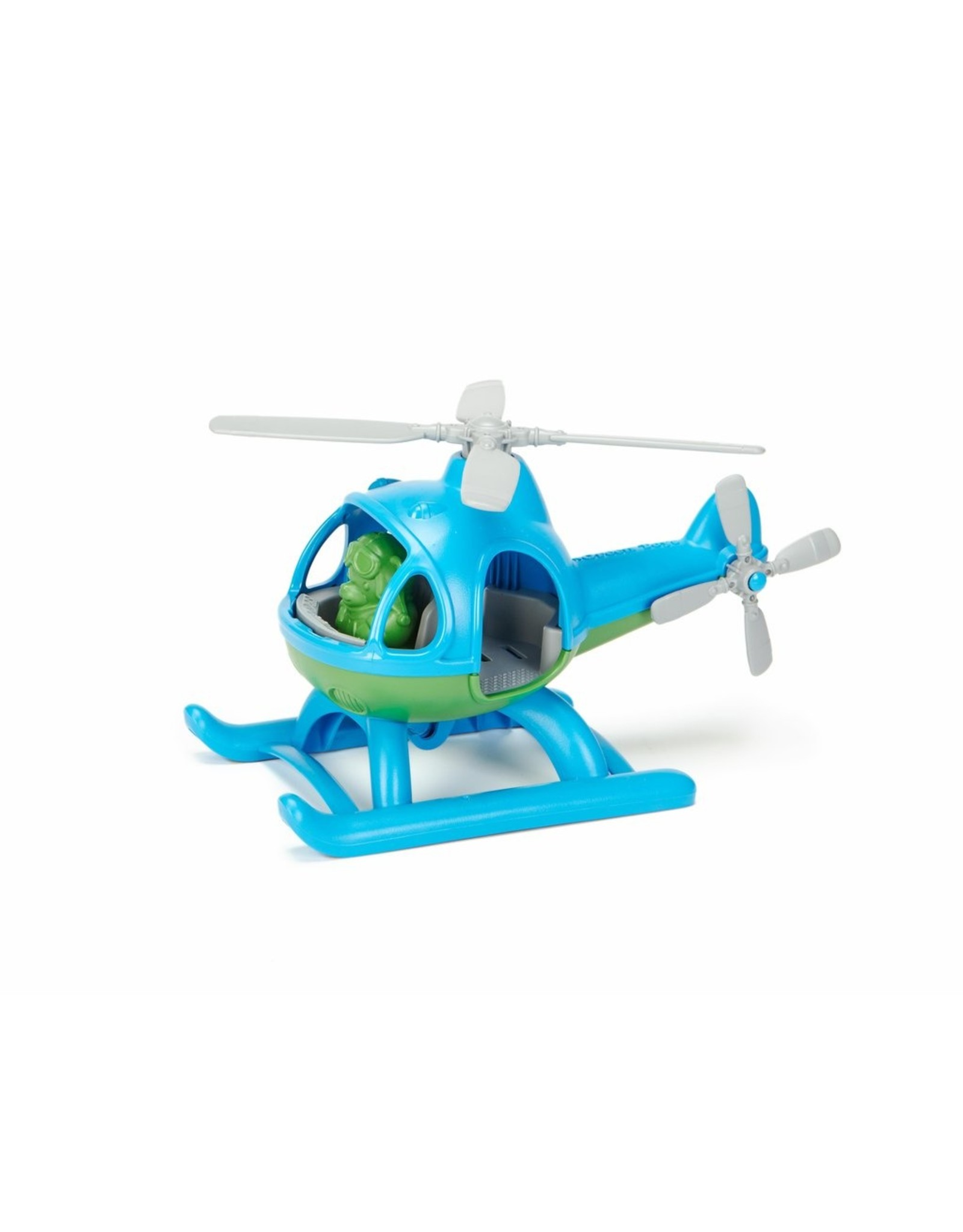 Green Toys GT Helicopter