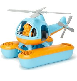 Green Toys GT Seacopter floats