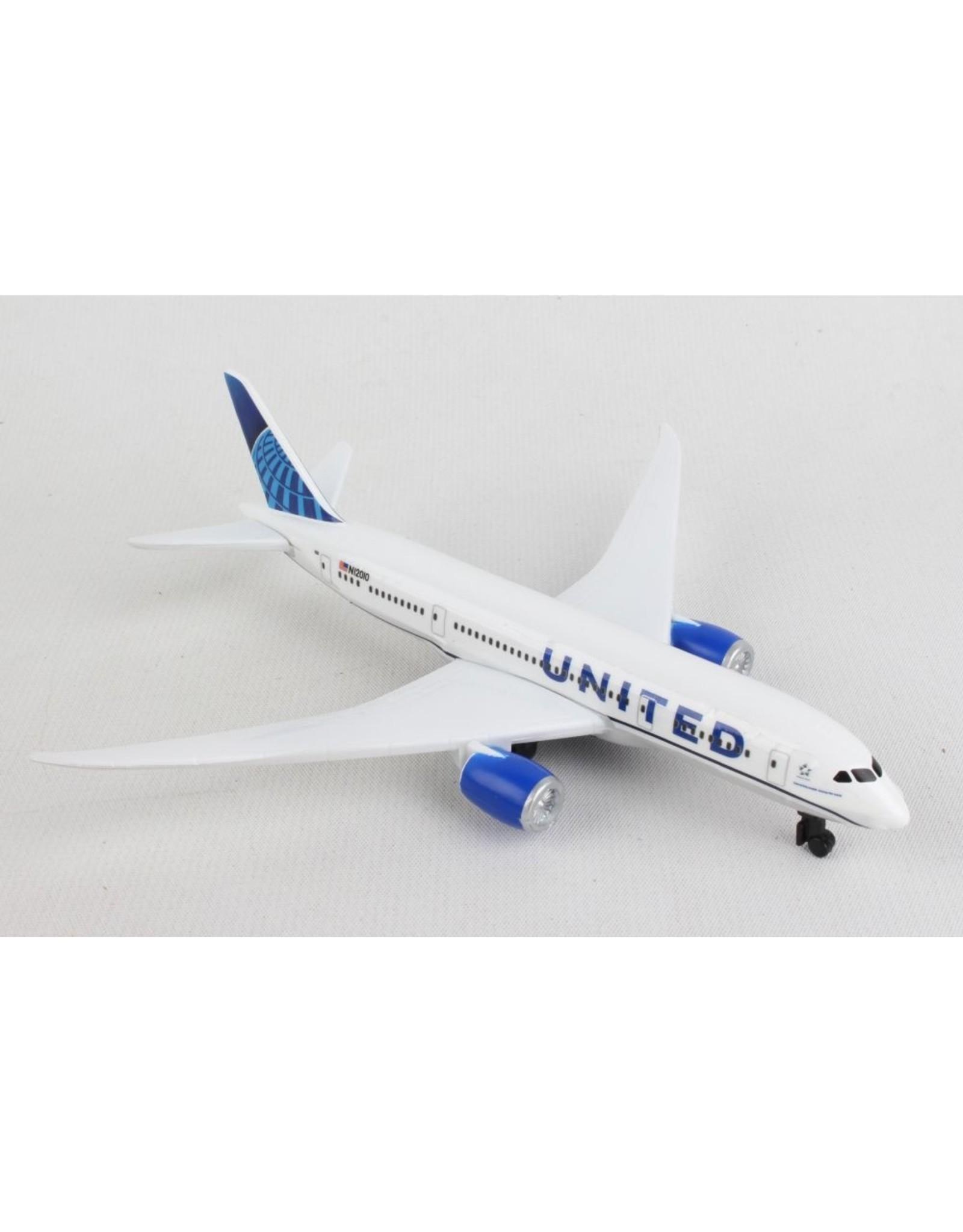 Single Plane United 2019 livery