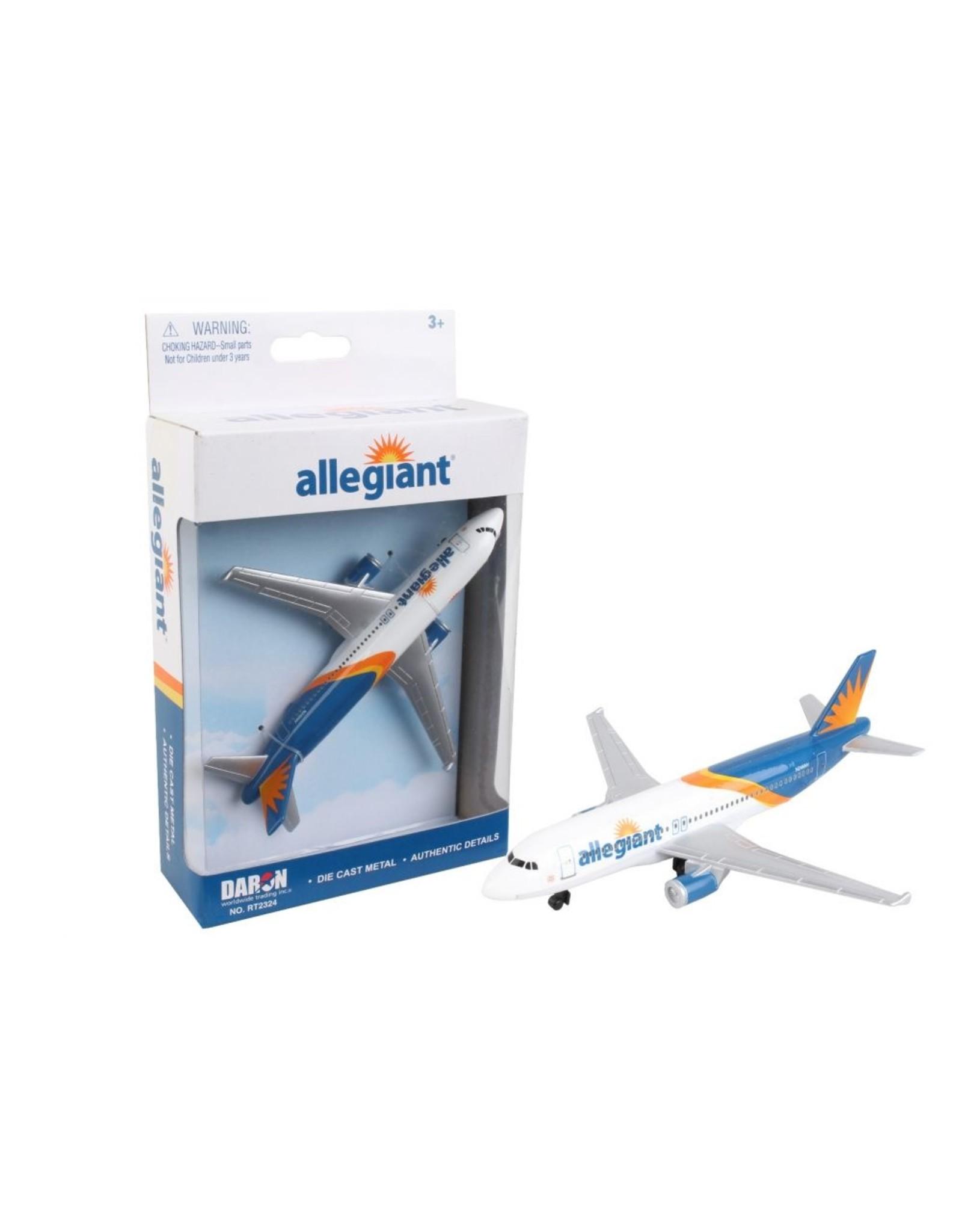 Single Plane Allegiant