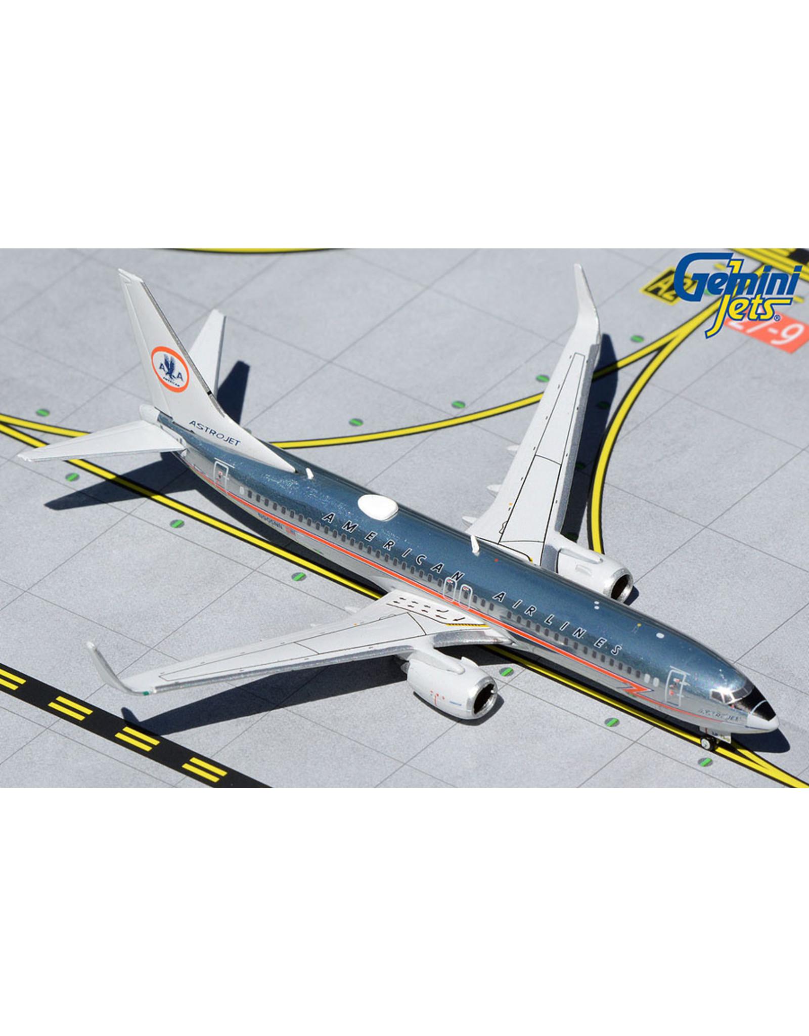 Gemini Gem4 American 737-800 N905NN Astrojet