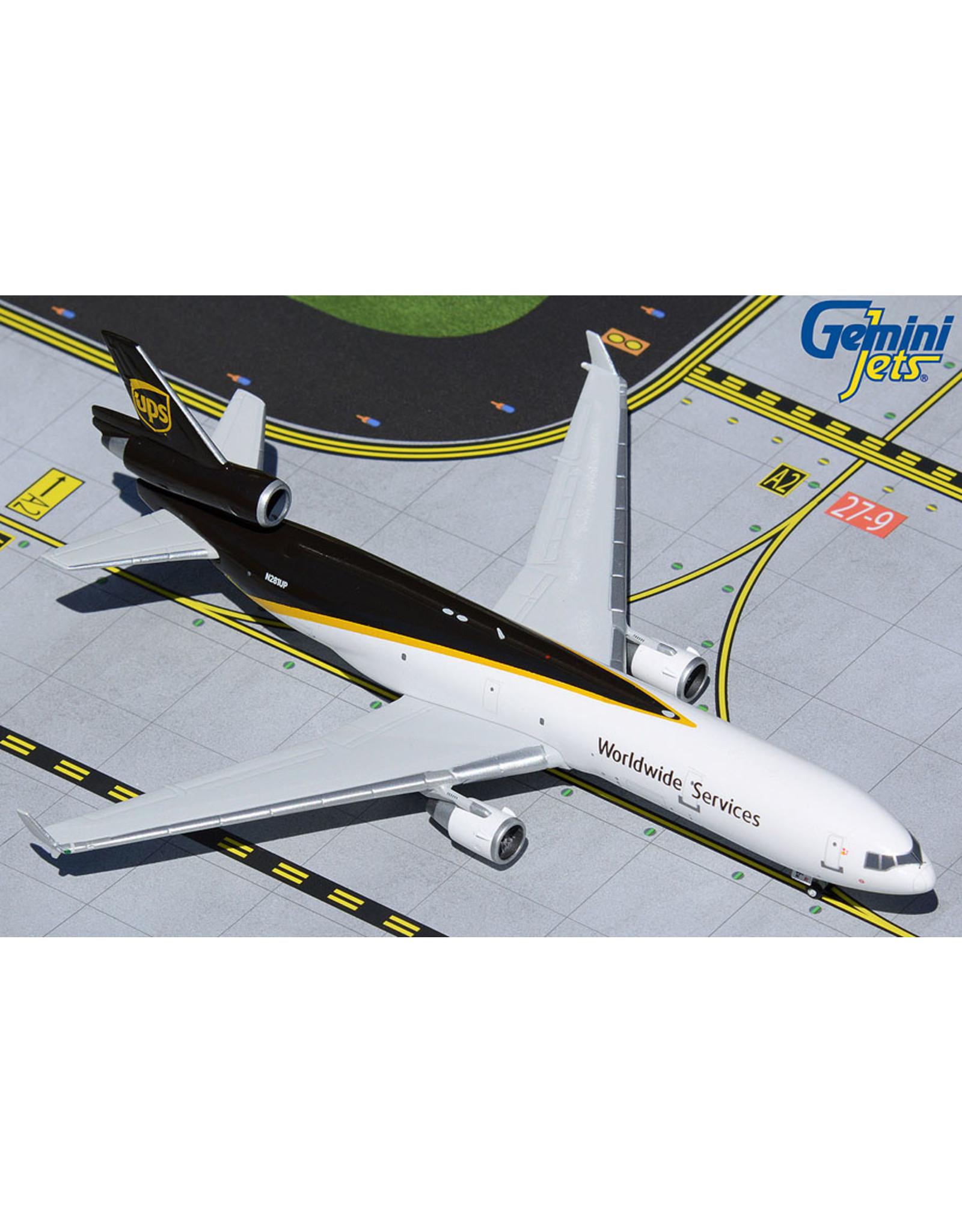 Gemini Gem4 UPS MD-11F N281UP