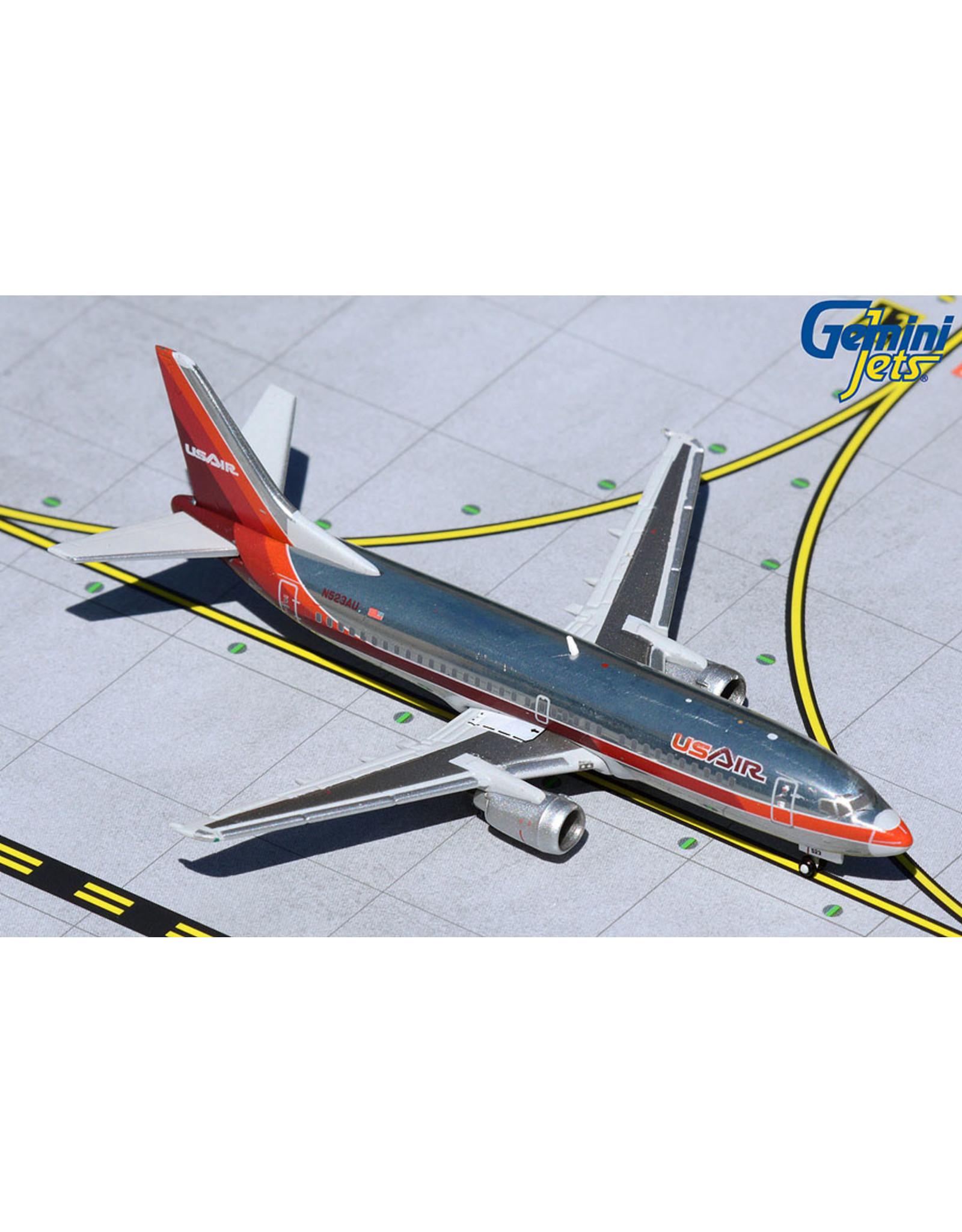 Gemini Gem4 US Air 737-300 N523AU
