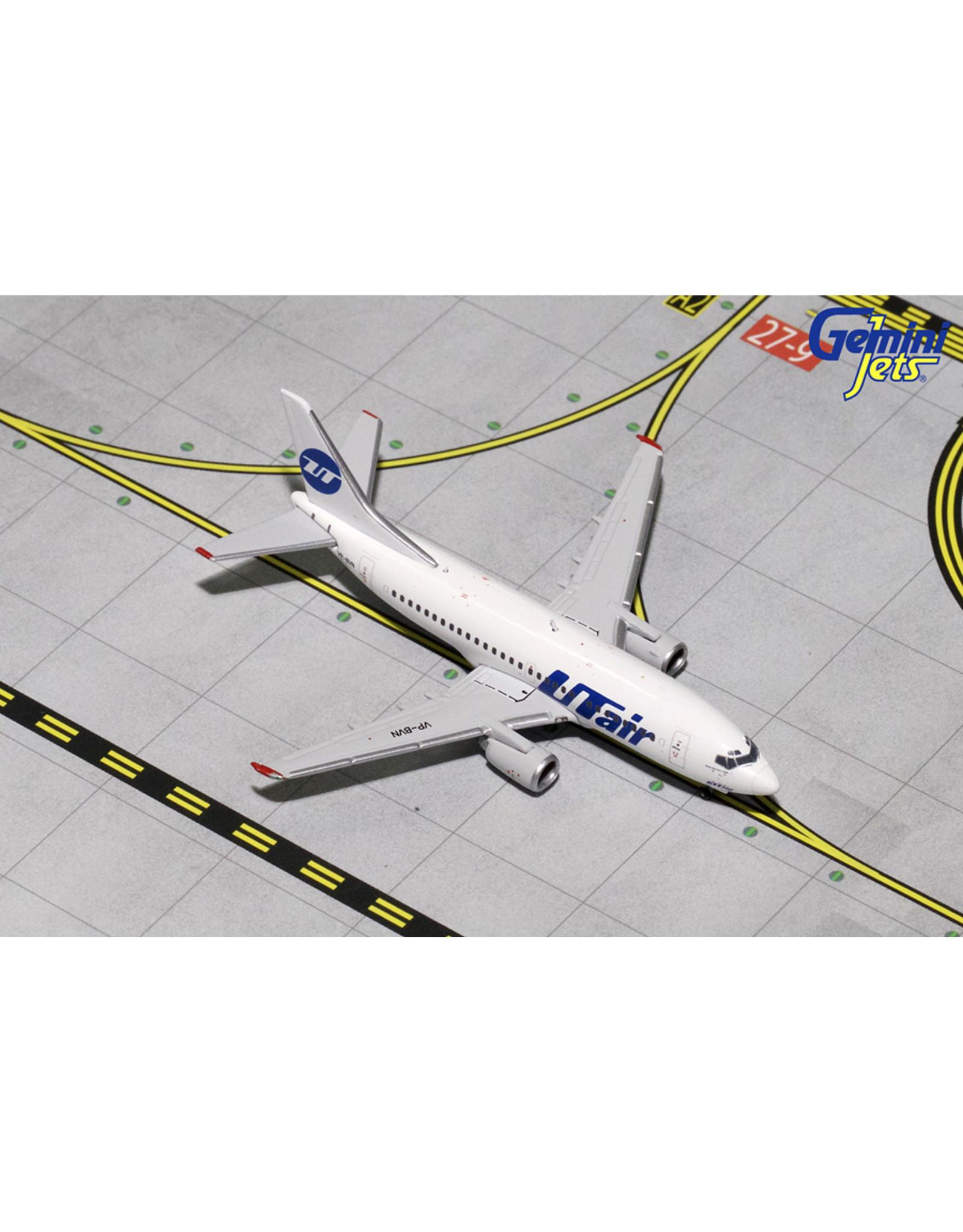 Gemini Gem4 UT Air 737-500 VP-BVN
