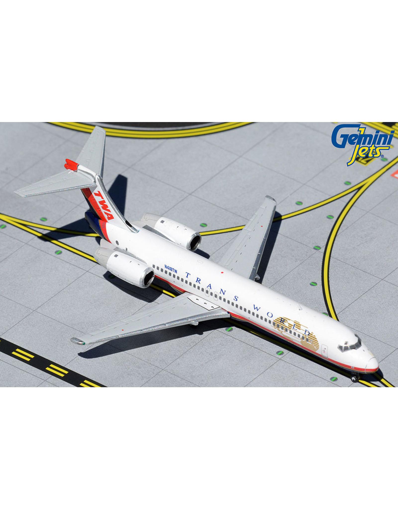 Gemini Gem4 TWA 717 N418TW
