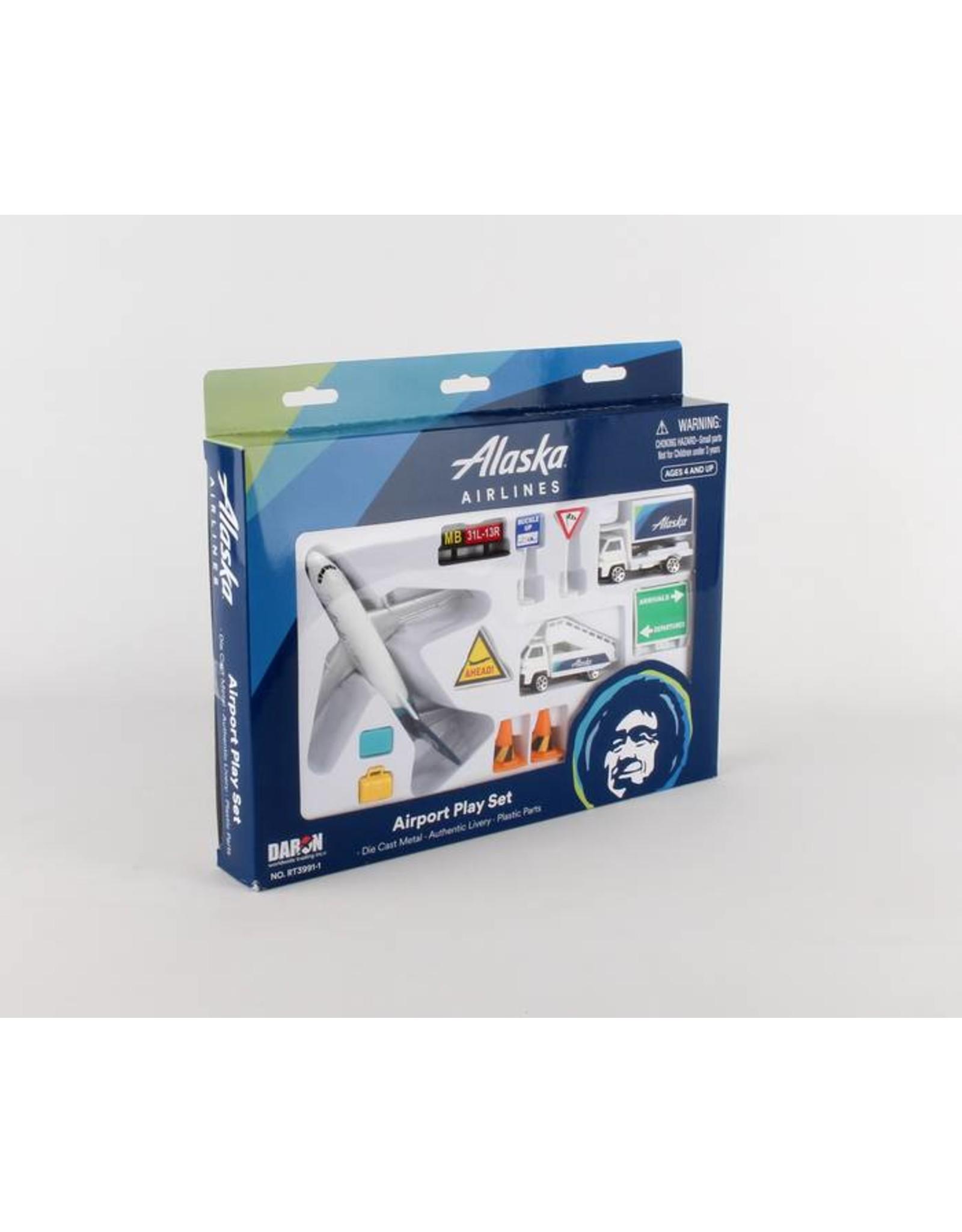 Alaska Airlines new Playset