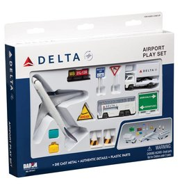 Playset Delta Airlines