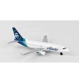 Alaska Airlines new Single Plane