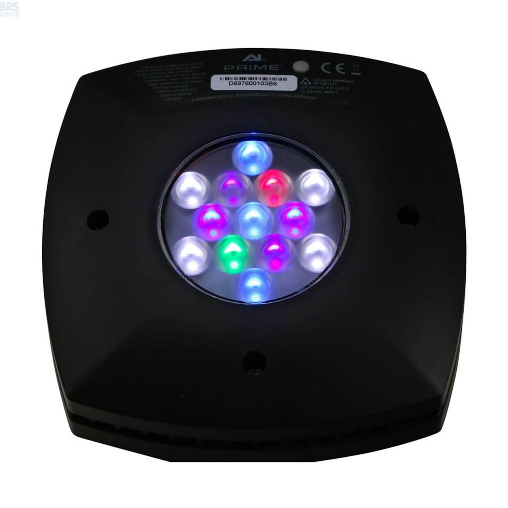 Aqua Illumination Prime Hd Led Black Aquarium