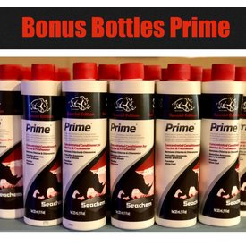 SEACHEM LABORATORIES Seachem Prime  325 ml BONUS Bottle