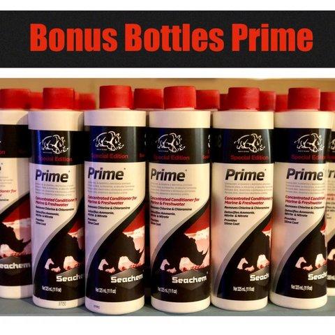 Seachem Prime BONUS Bottle