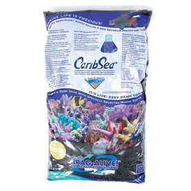 CaribSea CaribSea Arag-alive Haw Black 20lb