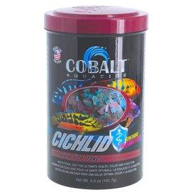 Cobalt Cobalt Cichlid Flakes 5 oz