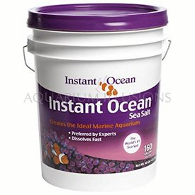 Aquarium Systems Inc Instant Ocean Salt 160 g