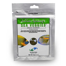 Two Little Fishes Two Little Fishes Sea Veggies Green, 12 gm