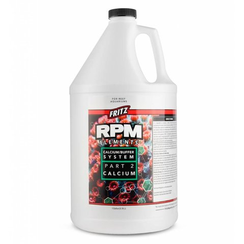 Fritz RPM Liq Calcium 1 gallon