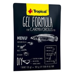 Products tagged with gel fish food
