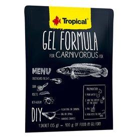 Tropical Tropical Gel Formula Carnivore 35g Satchet