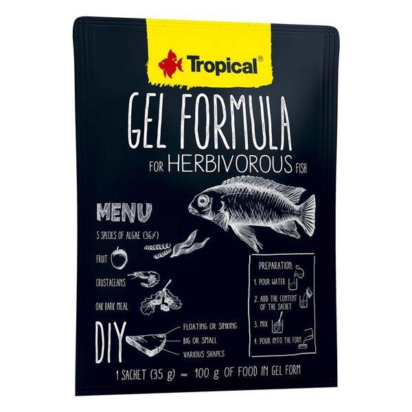 Tropical Tropical Gel Formula Herbivore 35g Satchet