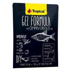Tropical Tropical Gel Formula Omnivore 35g Satchet