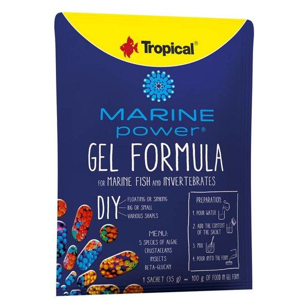 Tropical Tropical Gel Formula Marine Power 35g Satchet