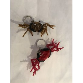 Keychain Crab