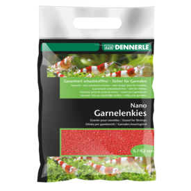 Dennerle Dennerle Nano Gravel India Red 2 kg